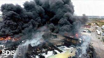 Vers une chute du prix des maisons et des appartements à Rouen après l'incendie de l'usine Lubrizol ?