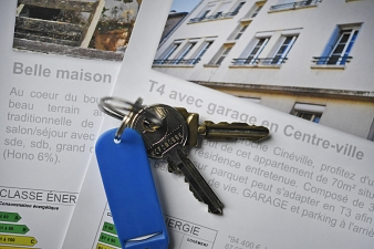 La barre du million de transactions immobilières sur un an bientôt franchie?